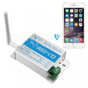 Controller remoto GSM con uscita a relè