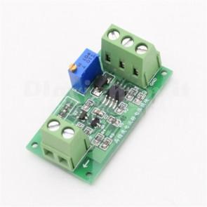 Convertitore I/V corrente-tensione analogico, 4-20mA 0-5V