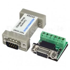Convertitore seriale da RS232 a RS422