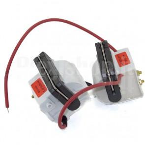 Coppia di trasformatori flyback per alimentatore laser DY10