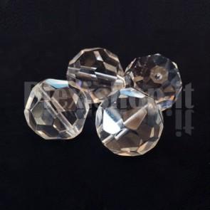 Cristallo in PMMA poliedrico da 20mm