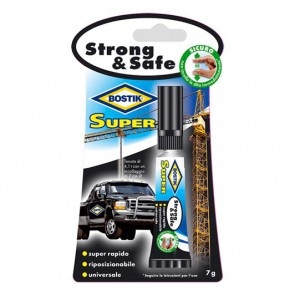 Super Strong&Safe - adesivo attaccatutto Bostik
