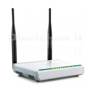Modem Router ADSL2+ Wireless N300 W300D
