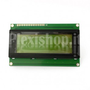 LCD Display LCD2004A - Green