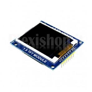 "Display LCD TFT a colori 1.8"" 128x160 SPI"