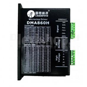 Driver stepper digitale da 7.2A modello Leadshine DMA860H