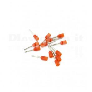 Puntale boccola singolo a crimpare - E0510