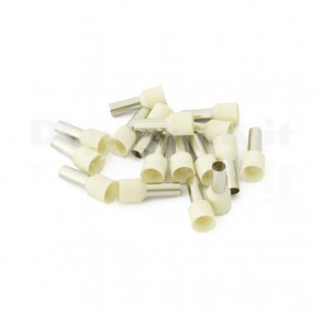 Puntale boccola singolo a crimpare - E10-12