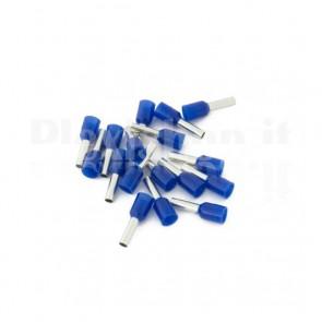 Puntale boccola singolo a crimpare - E2508