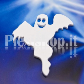 2 white Ghosts Plexiglass