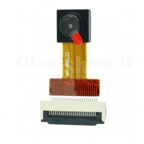 Fotocamera OV7670, 640x480 da 0.3Mp f1,8