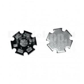 Base di alluminio per Led di potenza