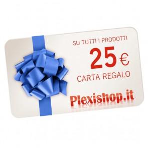 Carta Regalo € 25