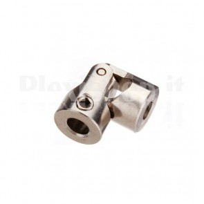 Universal joint for shafts 6 X 6mm