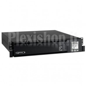 Gruppo di Continuità UPS E3 1000VA 640W Online Desktop/Rack 2U Nero