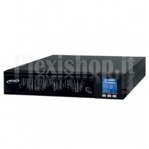 Gruppo di Continuità UPS E3 Pro 3000VA 2700W 4 Prese IEC 2U Nero