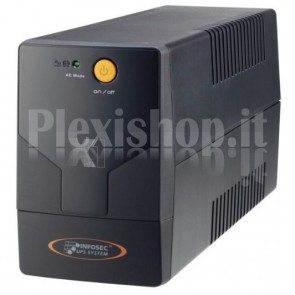 Gruppo di Continuità UPS X1 700VA presa VDE
