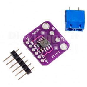 GY471 Misuratore di corrente per Arduino, ±3A