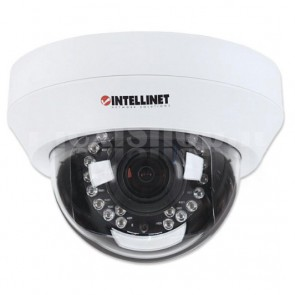 IDC-752IR Pro-Level Night Vision Megapixel Network IP Dome Camera