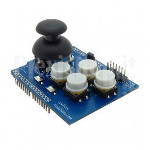 ITEAD Joystick Arduino Shield