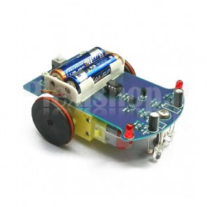 Kit robot line follower modello D2-1