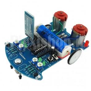 Kit veicolo robotizzato D2-6 con bluetooth