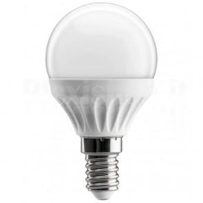 Lampada a LED E14 4.5W 320 Lumen Bianco Caldo, Classe A+