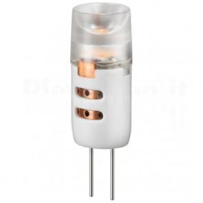 Lampada Compatta LED G4 1,2 W 110 Lm Bianco Freddo, Classe A++