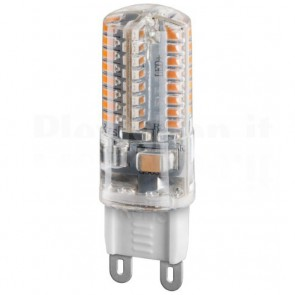 Lampada LED SMD G9 Bianco Caldo 2,5W, Classe A+