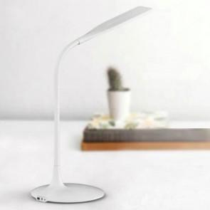 Lampada a LED da Tavolo 40 LED Modello Stilo Bianco Classe A