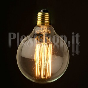 Lampadina Edison 40W - Globo 95mm