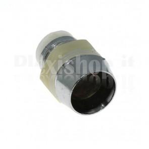 Supporto LED 10mm - Cromato