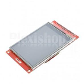 "2.4"" LCD TFT touchscreen for Arduino, ILI9341"