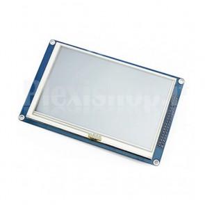 "LCD TFT touchscreen 7"" per Arduino Due o Mega"