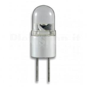 LED Socket G4 12 V 11,2 mm Colore Bianco Caldo