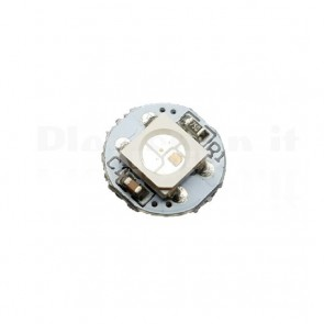 LED digitale SMD RGB WS2812B formato 5050