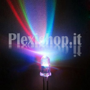 Led RGB 5mm - Automatico Slow Flash