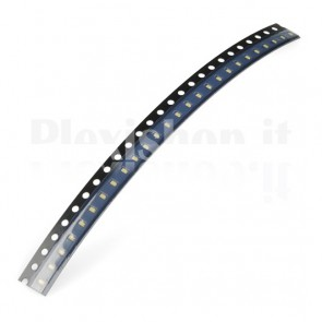 Led SMD 0805 - Rossi