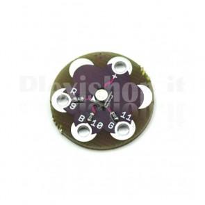 LilyPad TriColor LED