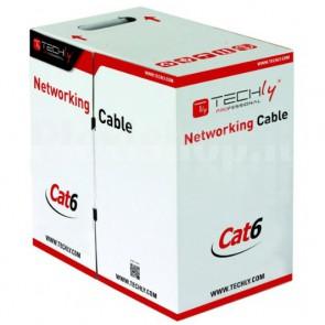Matassa S/FTP Cavo Cat.6 CCA 305m Flessibile PIMF