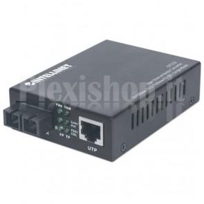 Media Converter Fast Ethernet Monomodale