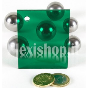 Green 1 ACRIDITE 220 Plexiglass