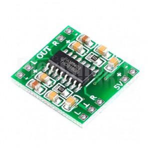 Micro amplificatore stereo 3+3W, PAM8403