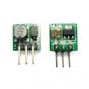 Micro convertitore DC-DC boost 3.3VOUT