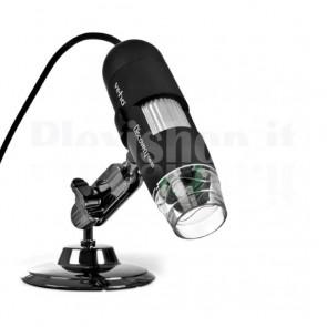 Microscopio digitale 220x USB 2.0