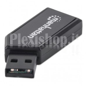 Mini Lettore di Memorie USB 2.0 card-reader 24in1