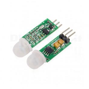 Mini sensore PIR per il rilevamento di movimento, HC-SR505