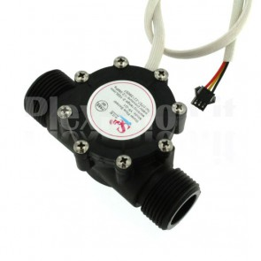 Misuratore di flusso per liquidi YF-G1, DN25