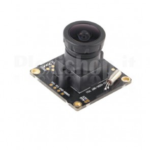 Modulo FPV camera HD CCD 700TVL