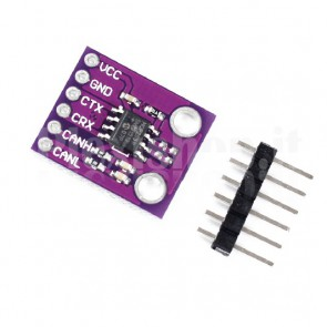 Modulo CAN-BUS MCP2551 per Arduino